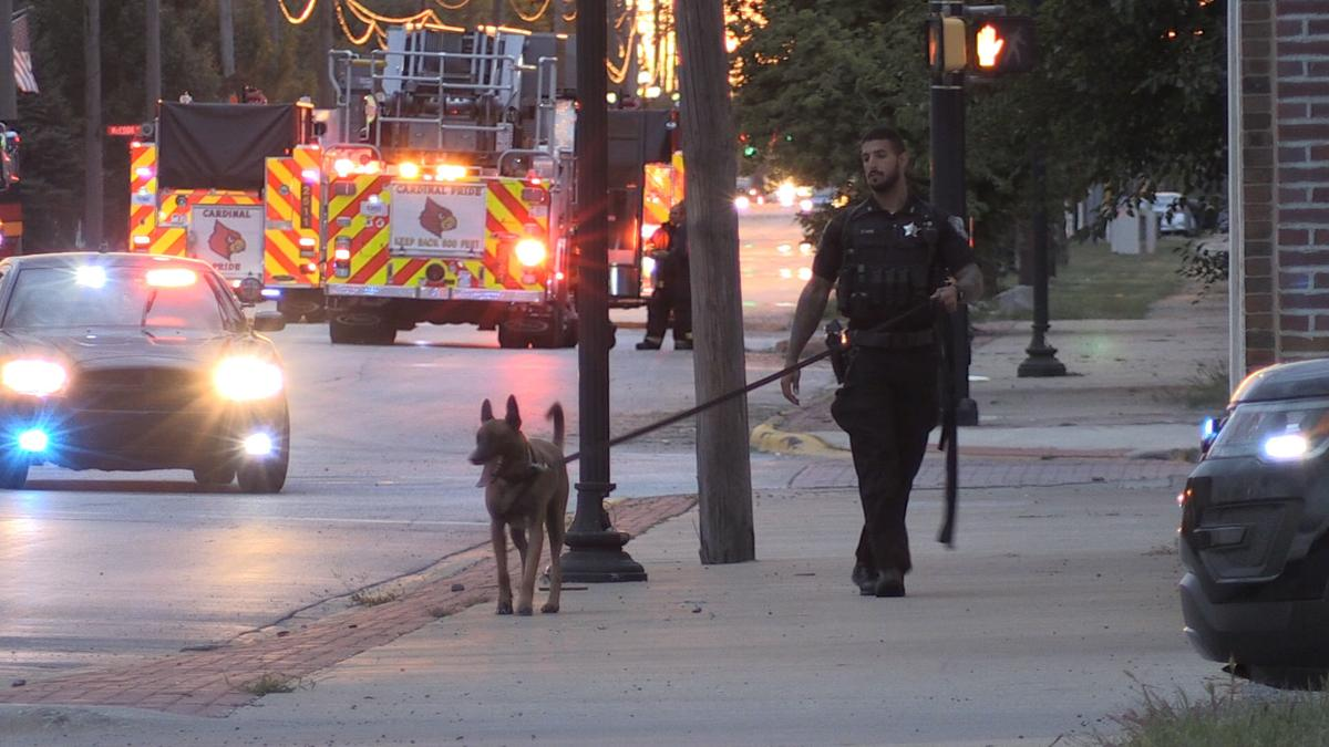 Explosive device injures postal employee in East Chicago