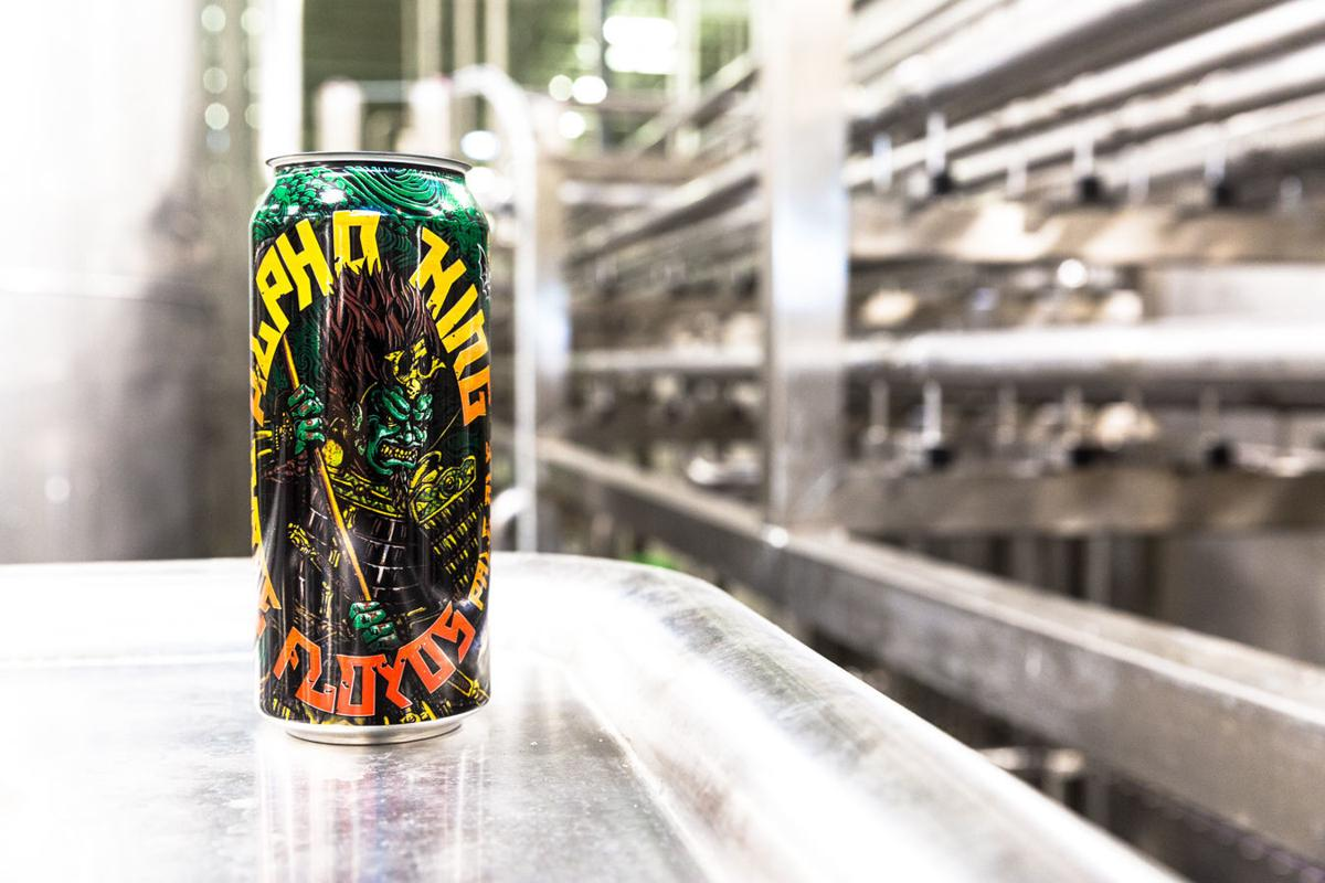 3 Floyds canning flagship Alpha King and Gumballhead for first time