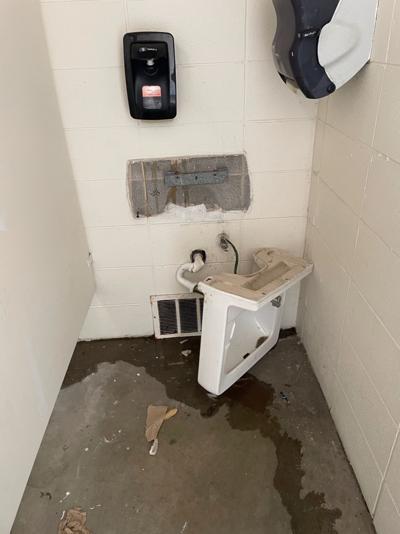 Bathroom file photo
