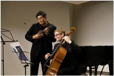 NEXUS Chamber Music Festival presents free concert in