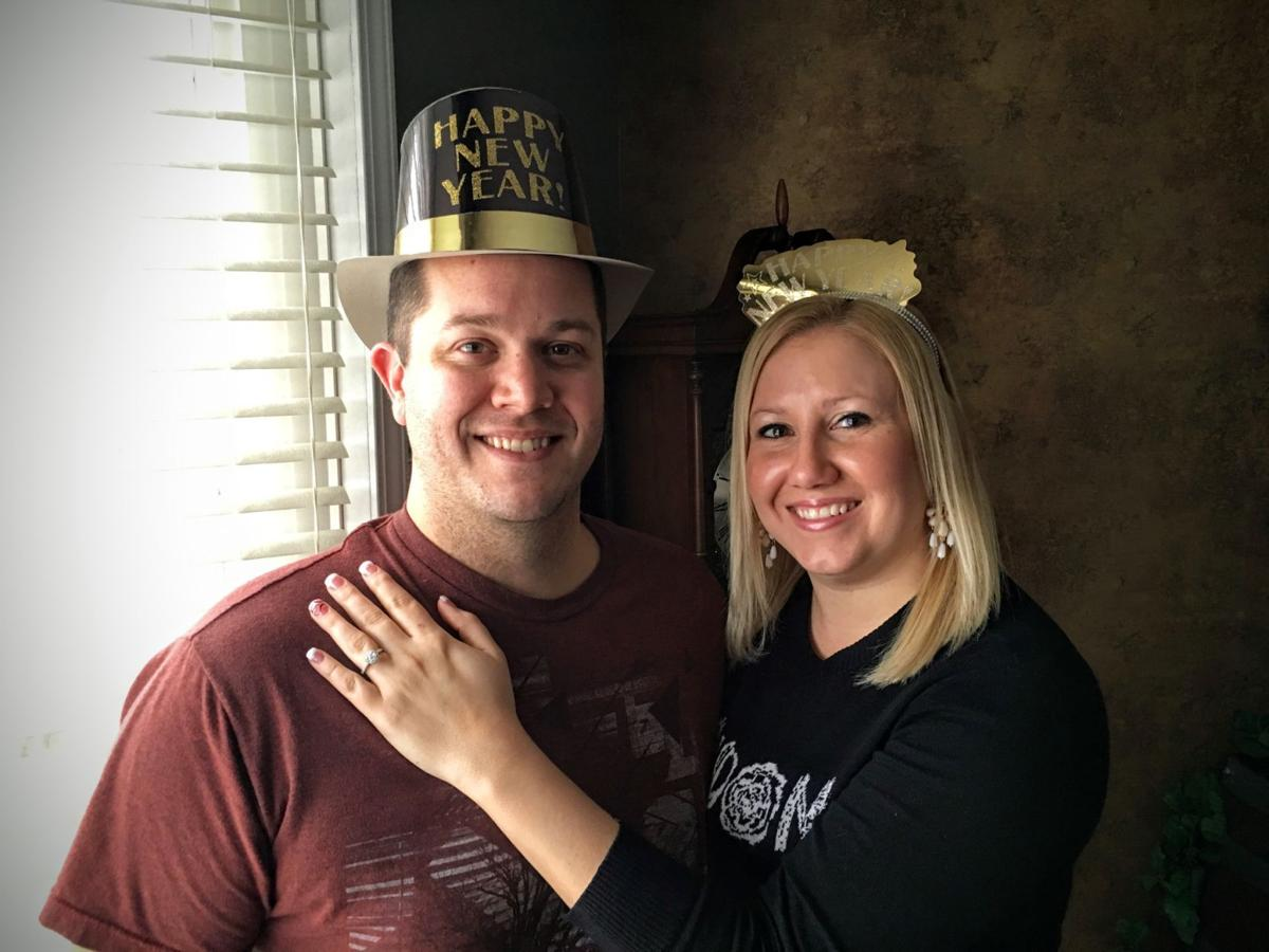 They got engaged!