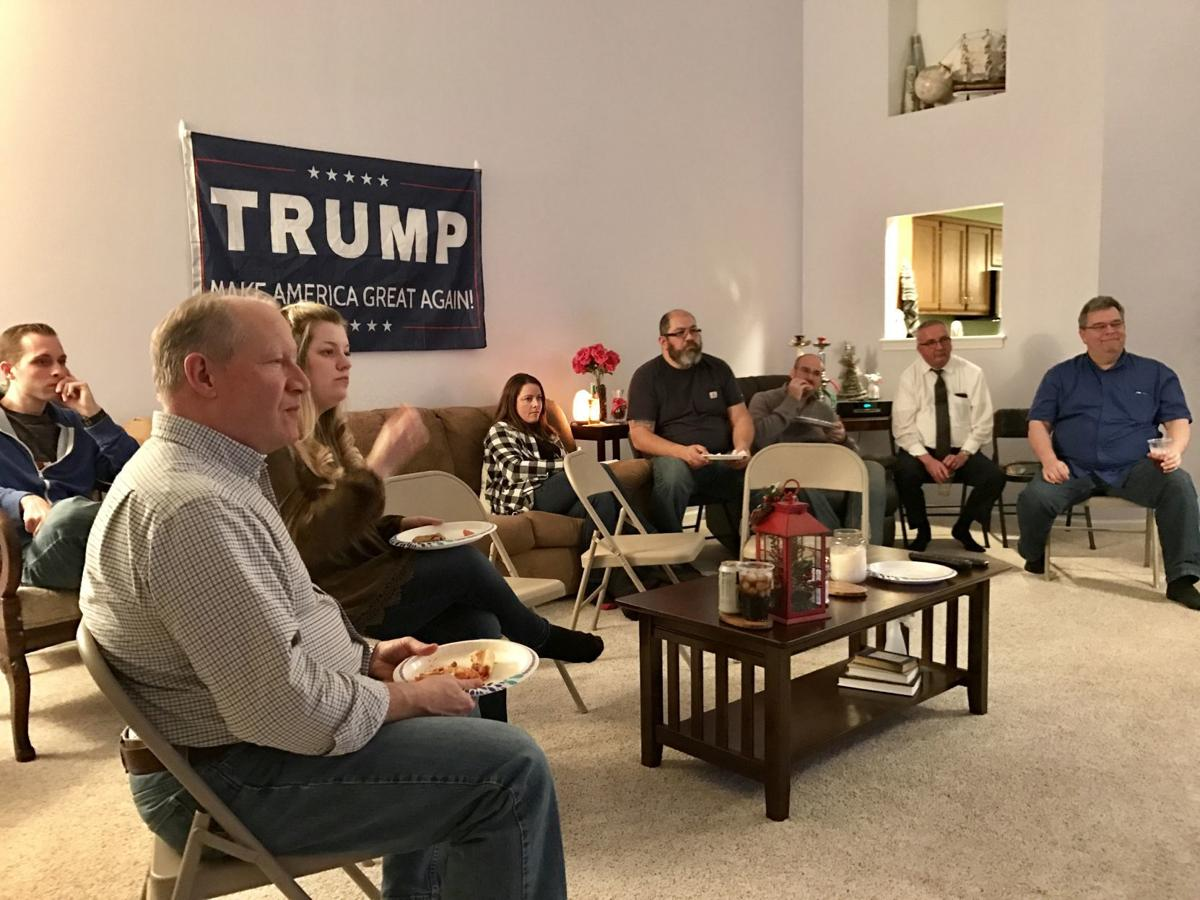 Local GOP happy with Trump's speech, success