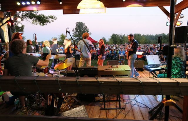 Blues, gospel, rock featured in Acorn Concert Series at Gabis Arboretum