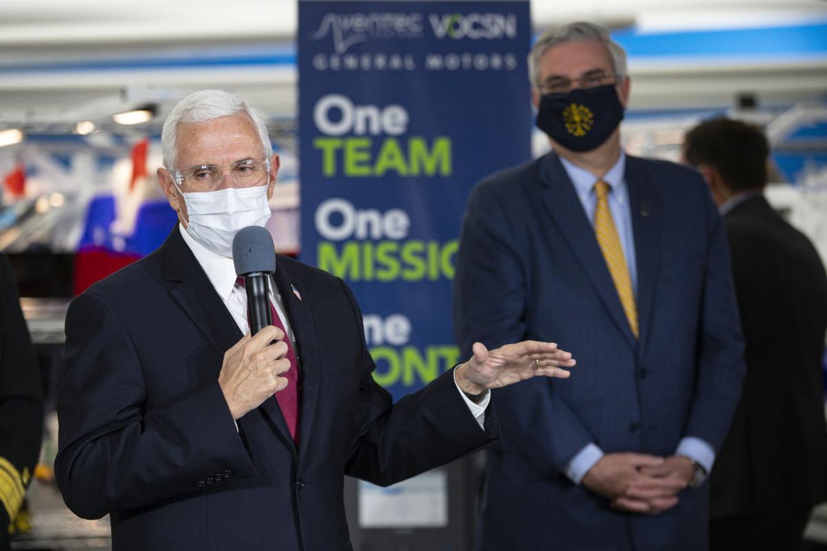Virus Outbreak Pence