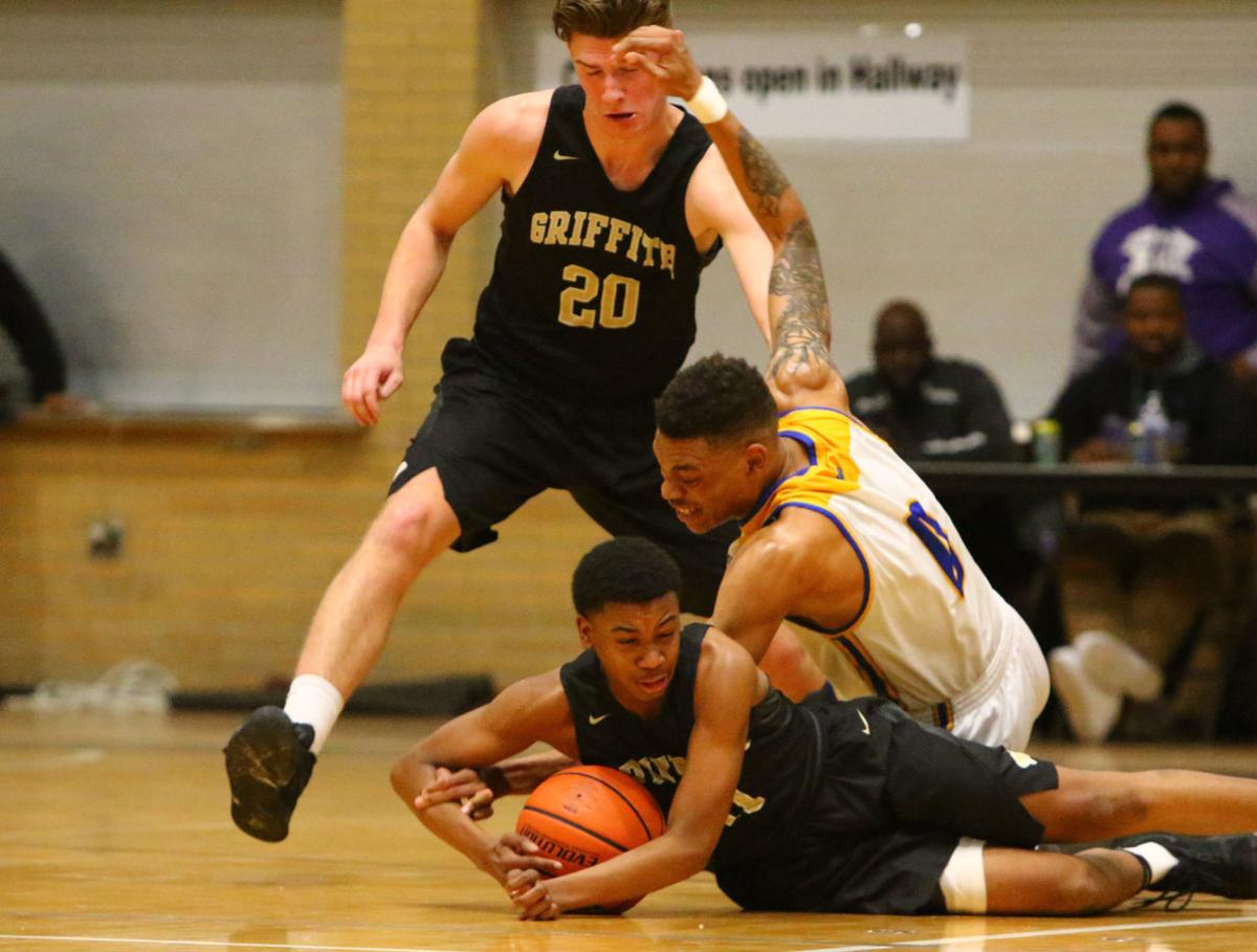 Hammond Basketball Sectional - Lighthouse vs. Griffith