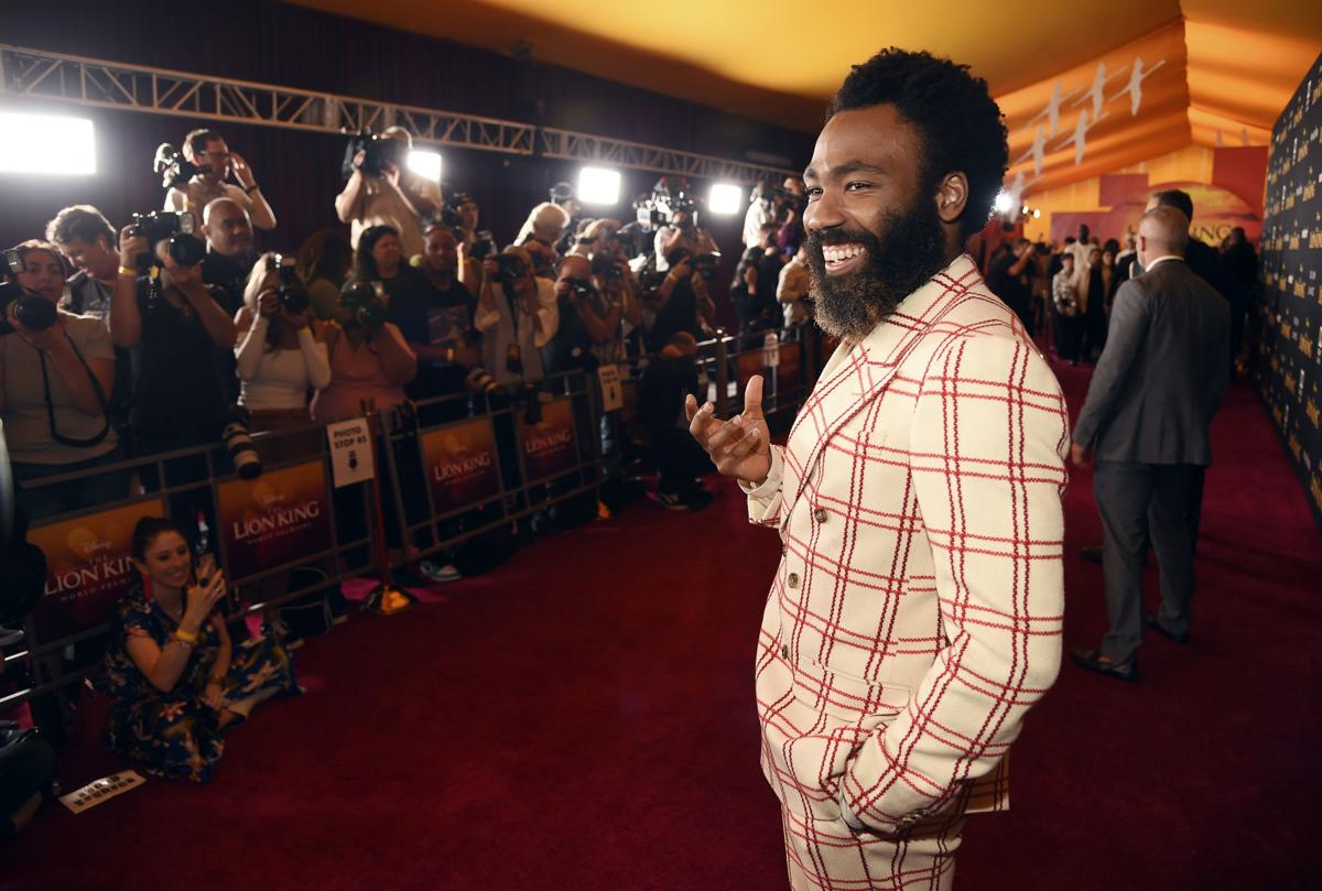 """World Premiere of """"The Lion King"""" - Red Carpet"""