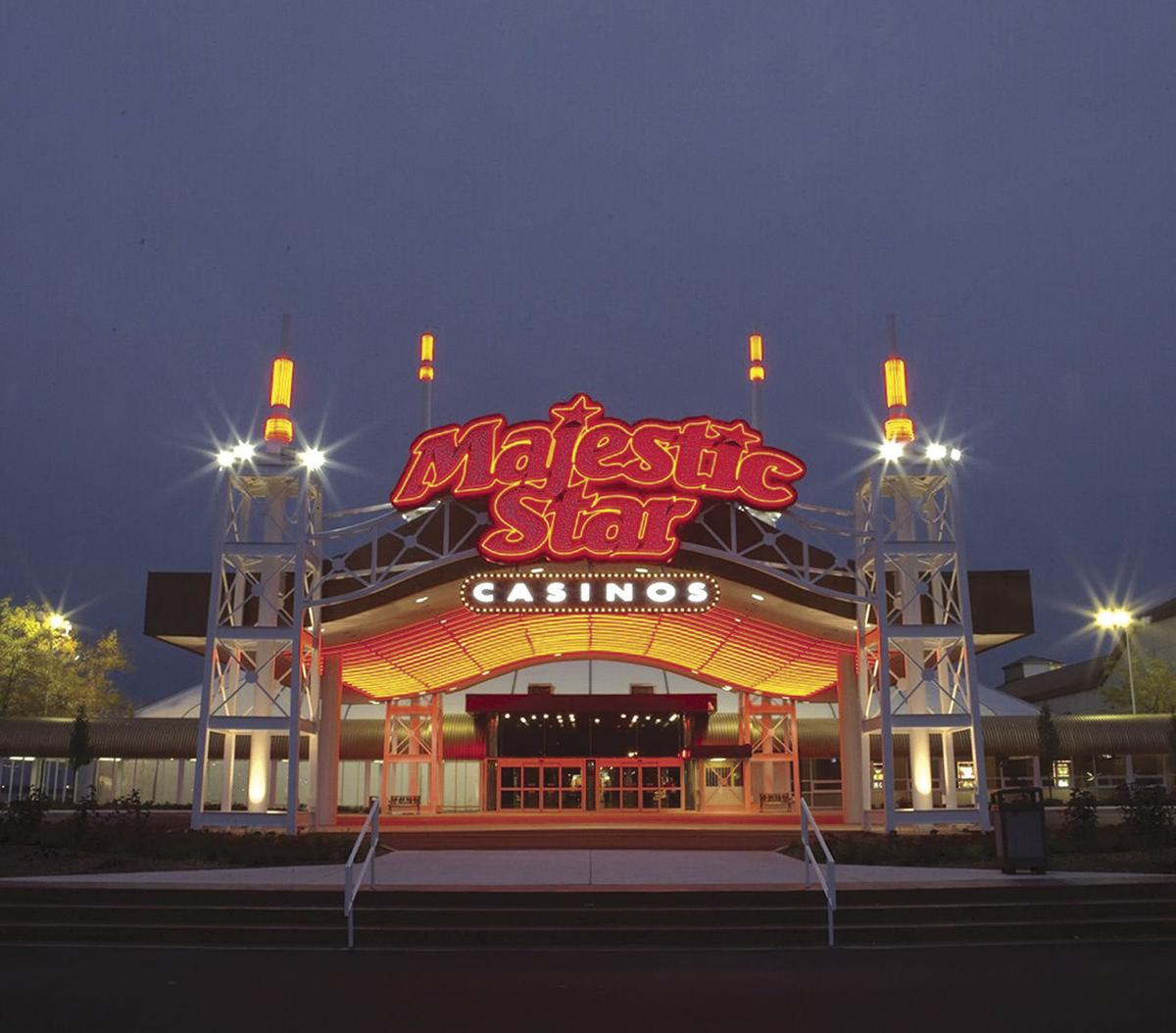 Legalized gambling in indiana