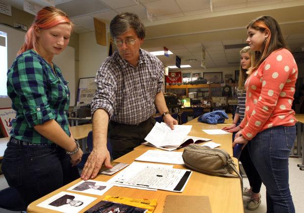 Lake Central teacher receives national VFW award