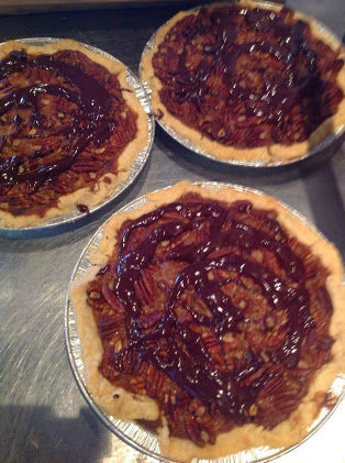 On Giving Up: Contemplating the profound meaningfulness of pie day