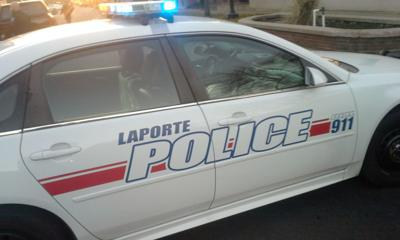 LaPorte Police Department stock