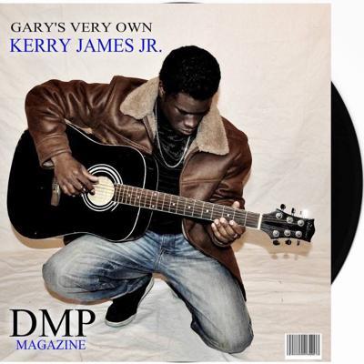 Gary singer-songwriter recording an album