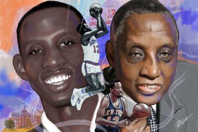 AL HAMNIK: Gary native, former Knicks star Dick Barnett