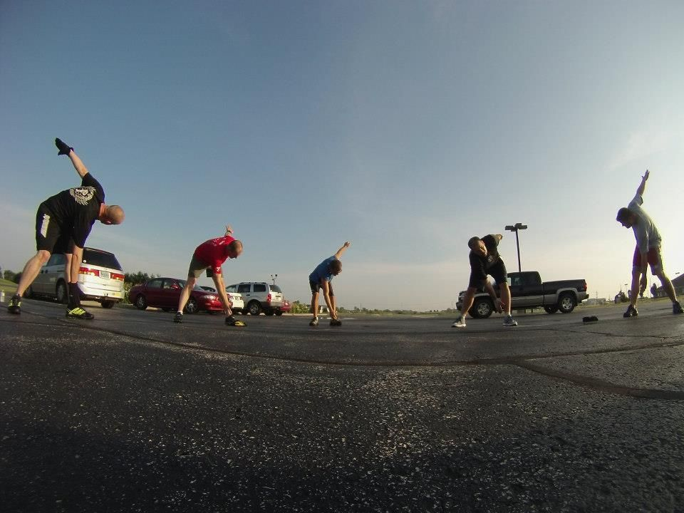 F3 Boot Camp