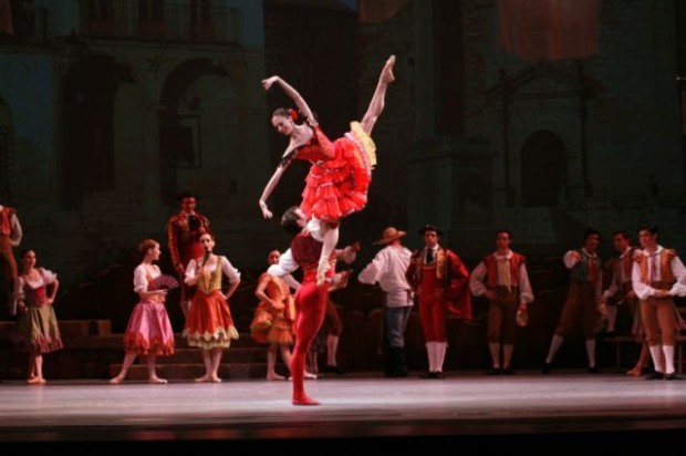 Audience takes journey with Joffrey Ballet's 'Don Quixote'