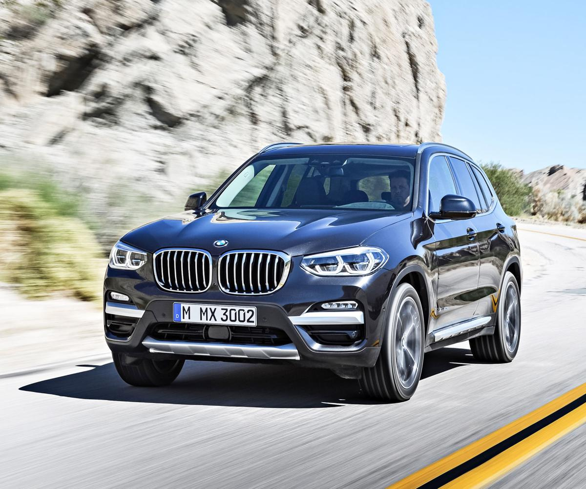All New Bmw X3 Has Impressive Customization Features
