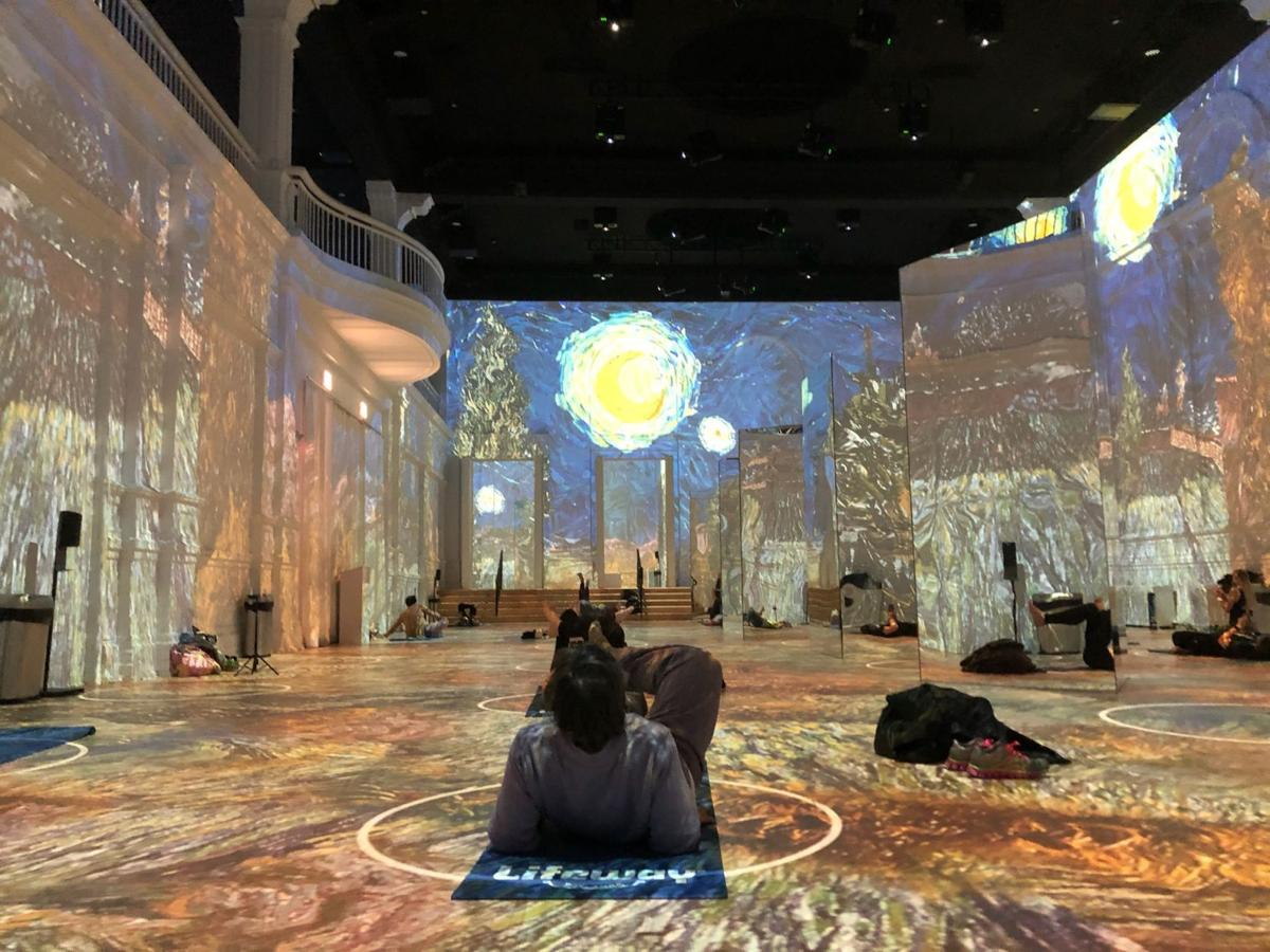 Yoga Van Gogh
