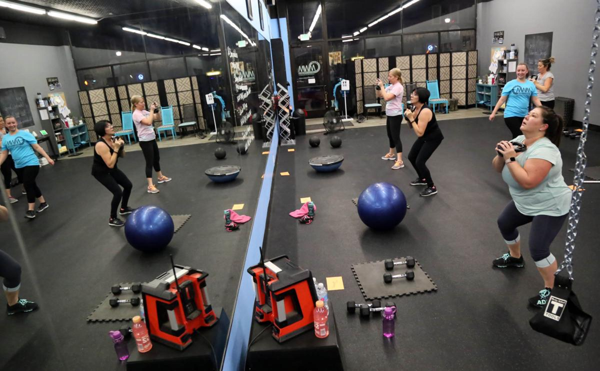 TV pilot to be filmed at Hobart gym Saturday and Sunday