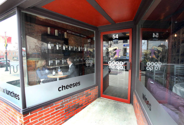 Good to Go by Lucrezia closes in downtown Valpo