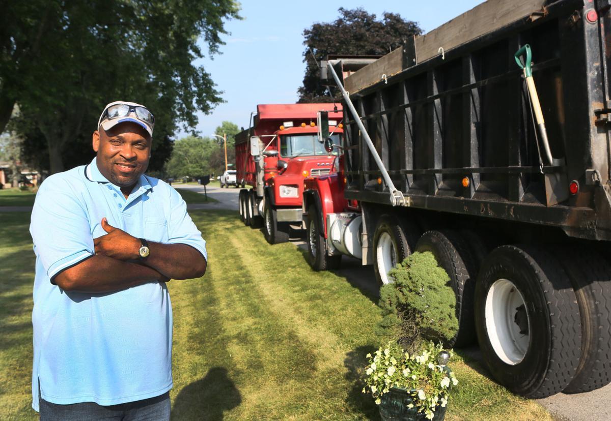 ON THE JOB: John McClendon -  truck driver, owner/operator
