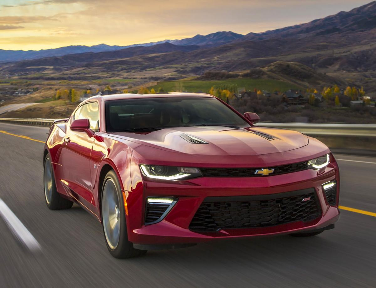 buy camaro chevrolet information