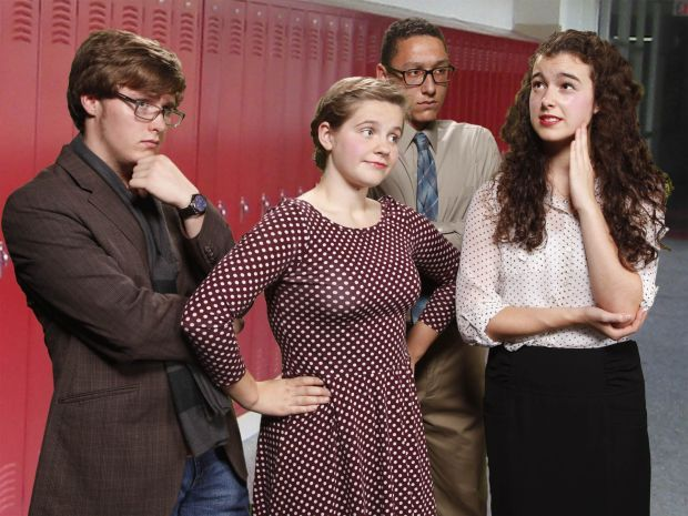 Students Direct Mhs Drama Up The Down Staircase Lake County News