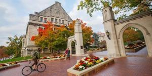 IU to review names of buildings, structures at all campuses