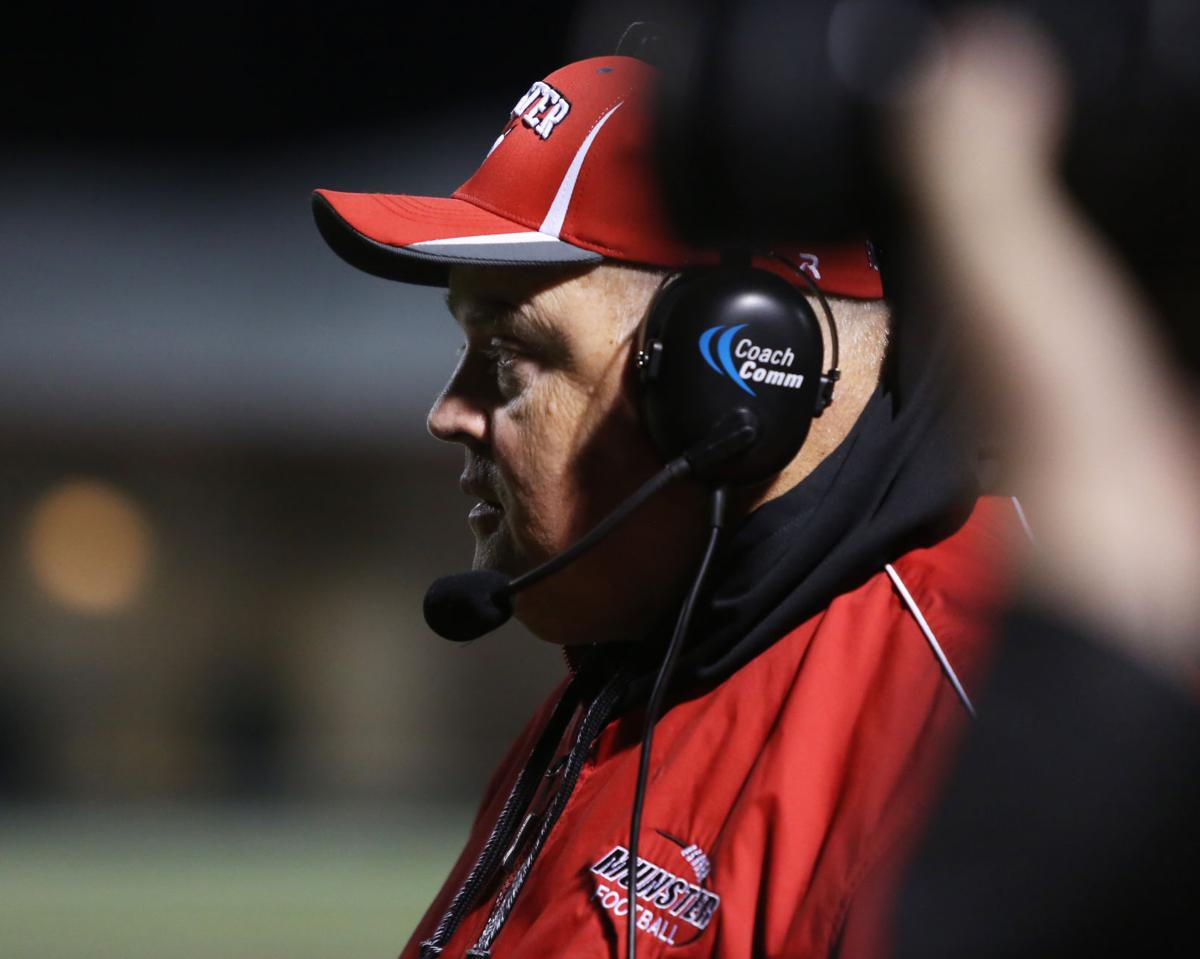 STEVE HANLON: This one's for you, coach
