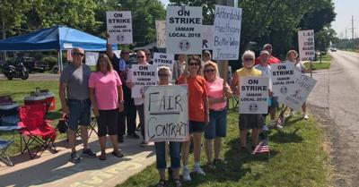 Striking workers say Regal Beloit stonewalling after third week; Visclosky to attend rally Friday