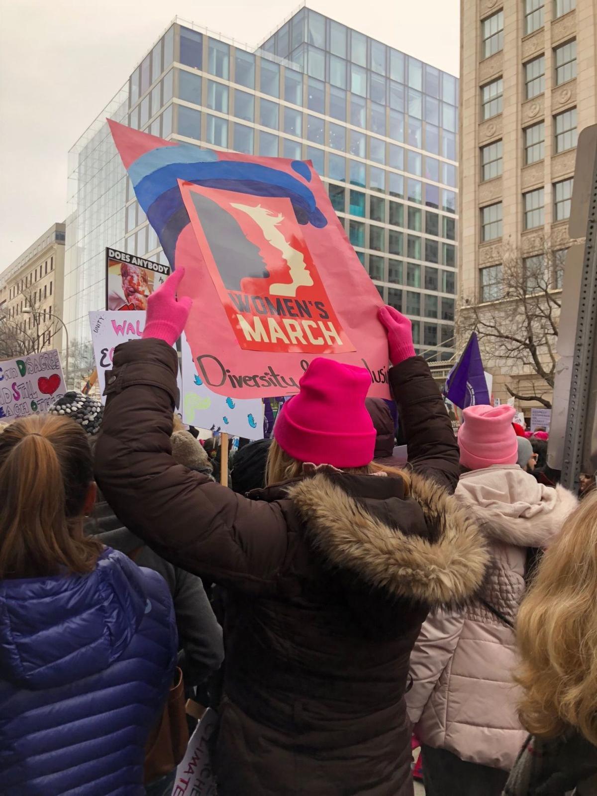 Women's March in Washington, D.C.