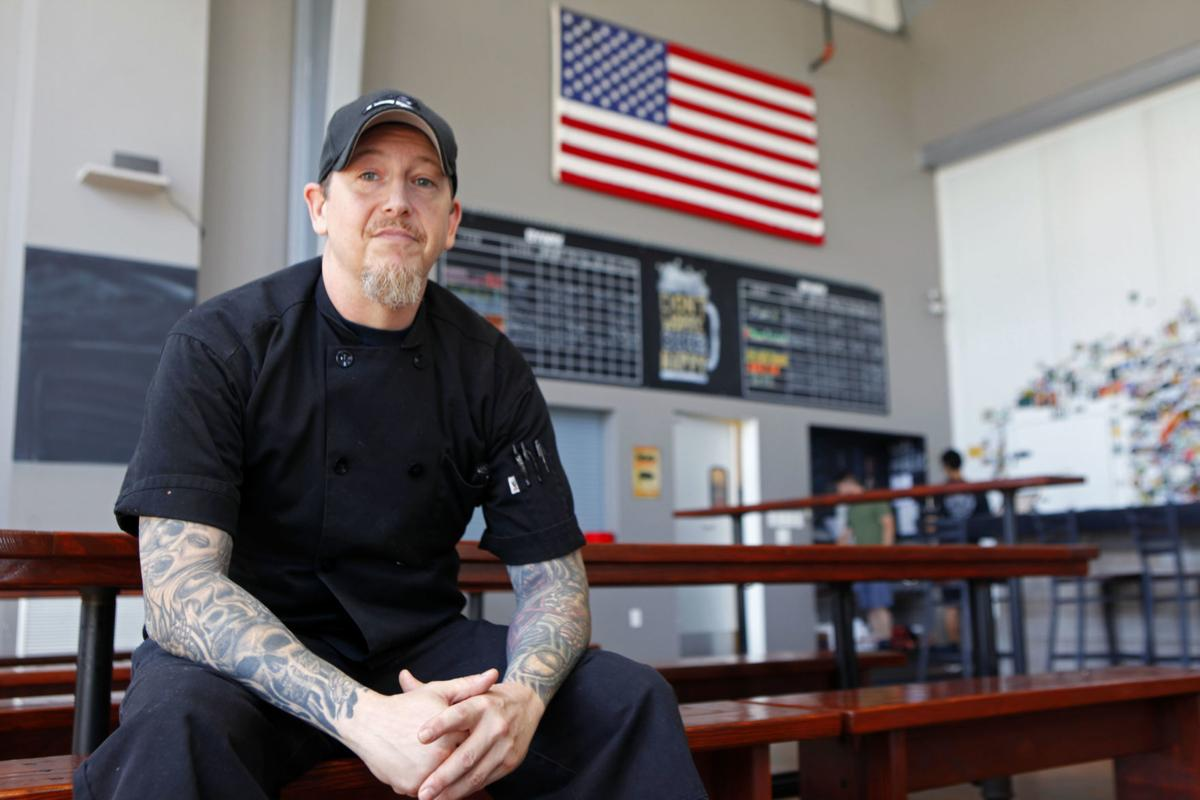 Chefs of Steel - Byway Brewing Company's Brian Rance