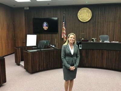 Lake Circuit Court Judge Marissa McDermott