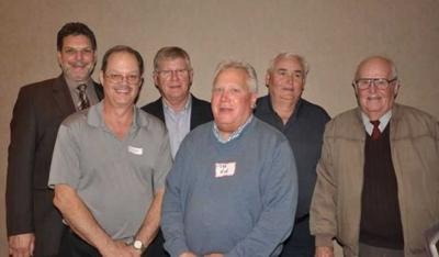 Machine shop veterans gather annually to reminisce
