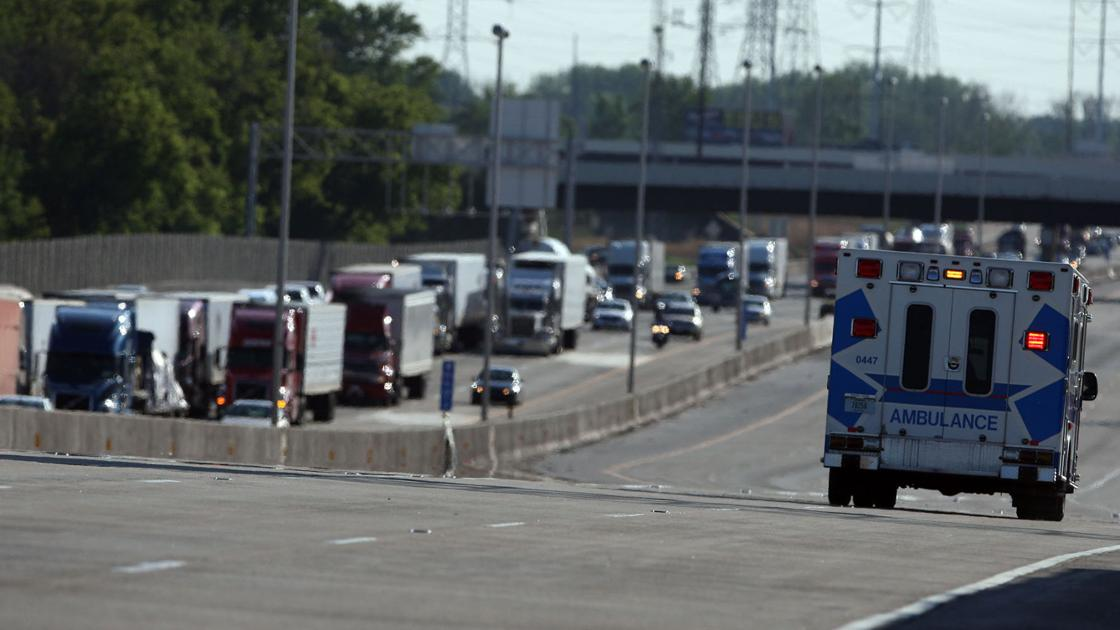 Update semi driver killed in crash on 94 identified for Laporte county news