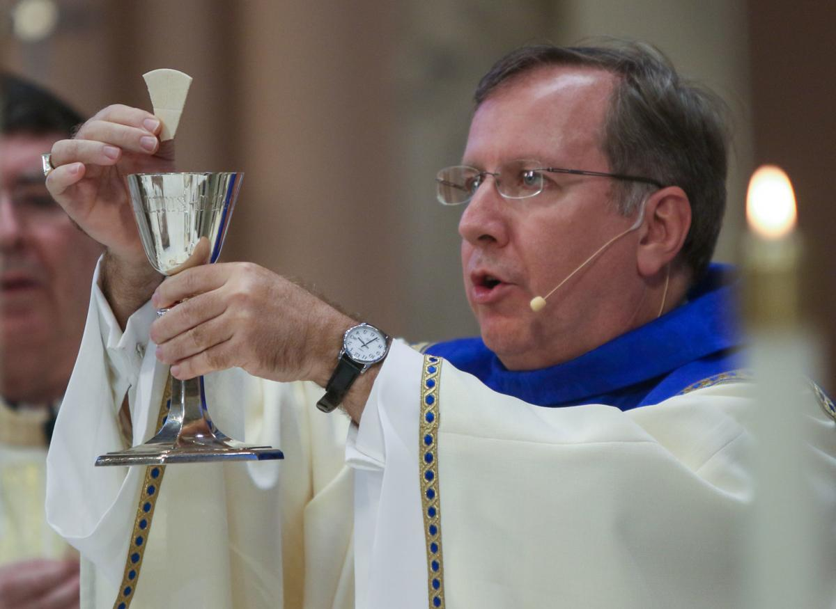 The Most Reverent Robert McClory installed as the 5th bishop in the Diocese of Gary