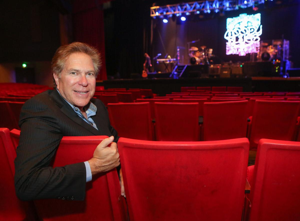 Charlie Blum has announced the the Star Plaza Theatre will remian open.