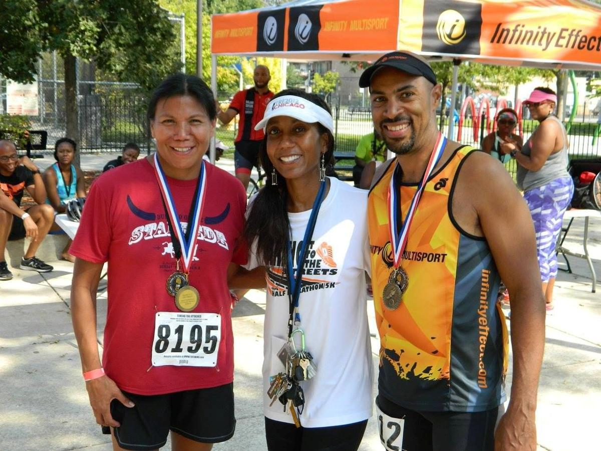 Calumet Memorial Park District hosts 45th annual half-marathon