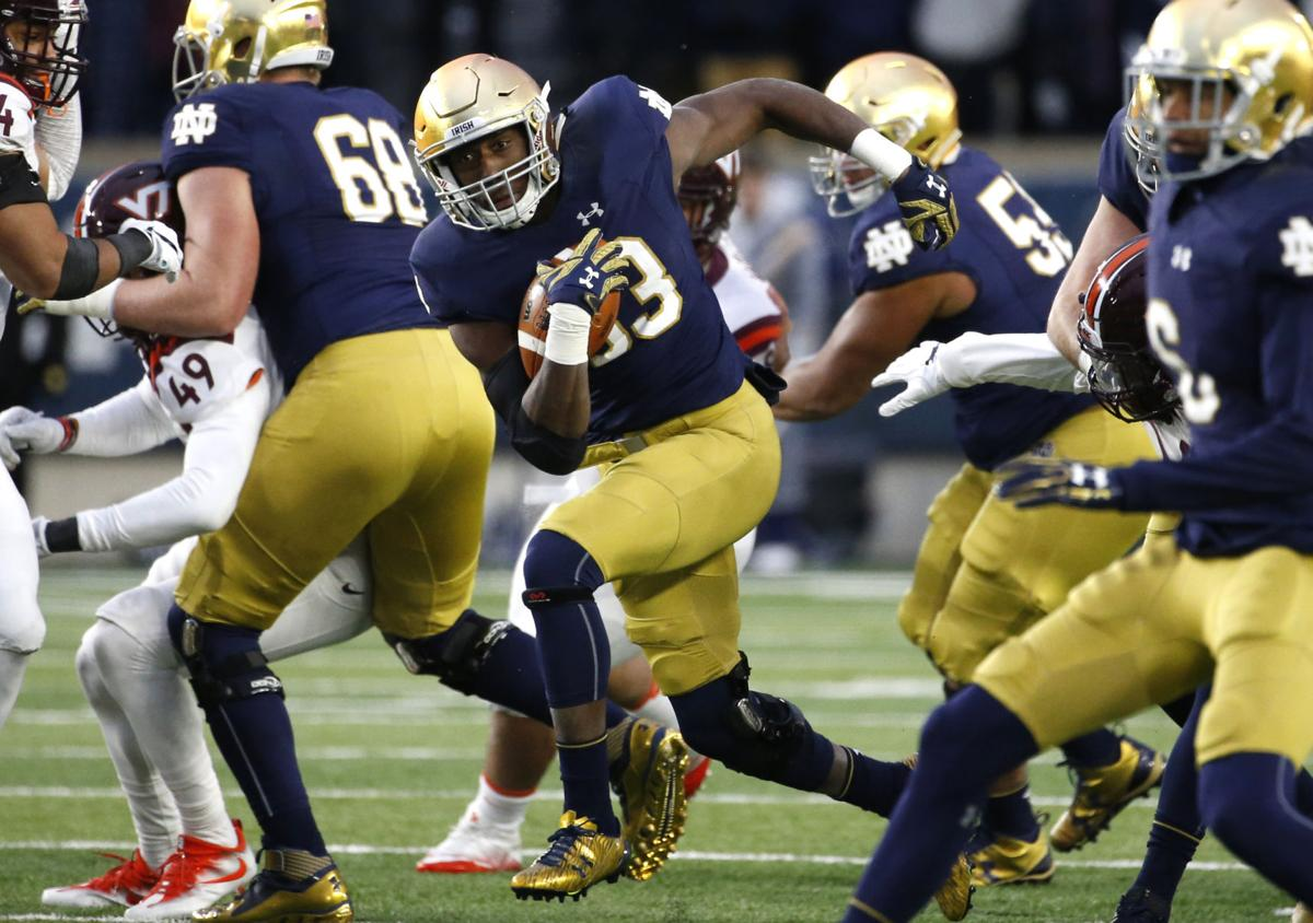 Notre dame eyes meme busting turnaround notre dame fighting irish football nwitimes com
