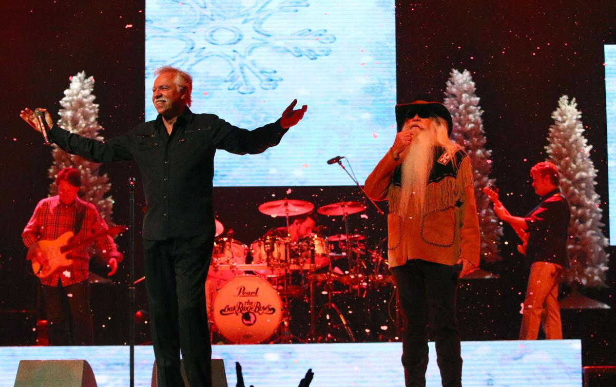 Gallery: The Oak Ridge Boys perform the last show at the Star Plaza ...