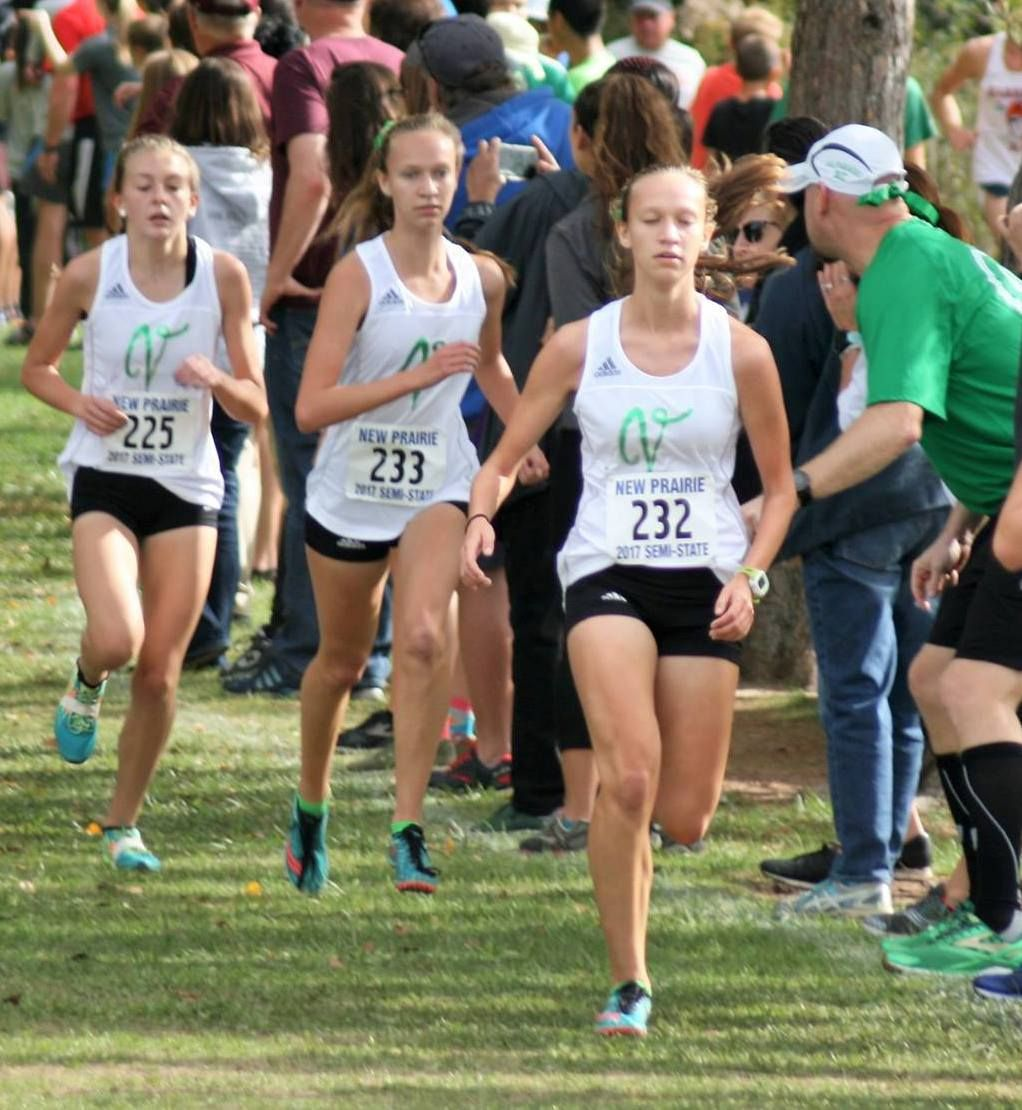 Valparaiso girls cross country