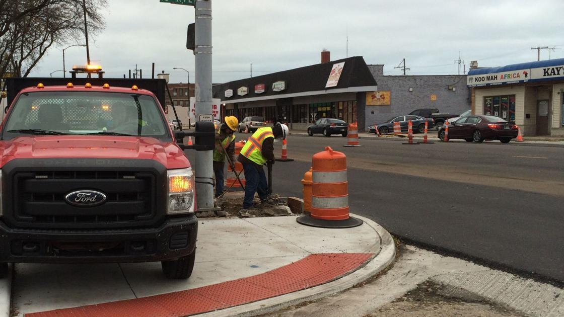 Broadway Us 41 I 65 Work To Require Lane Closures Northwest