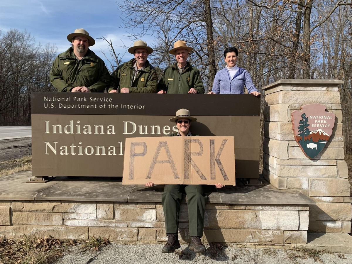 NEW Indiana Dunes National PARK