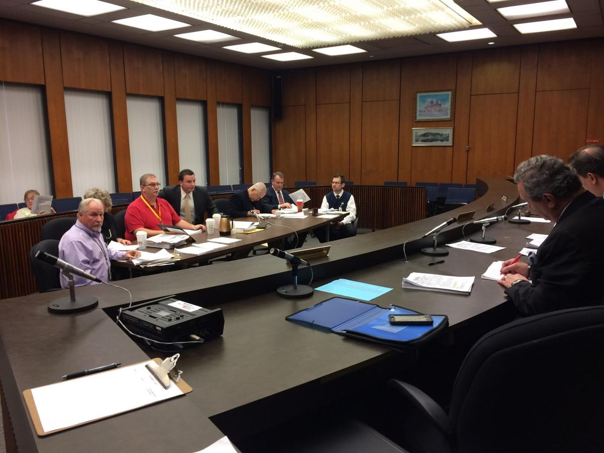 Lake County Drainage Board uses consultants