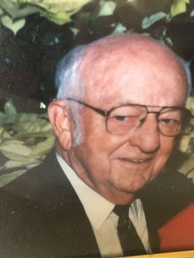 Myron Knauff celebrates 100th birthday