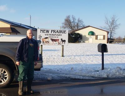 After almost 50 years, LaPorte veterinarian not close to ...