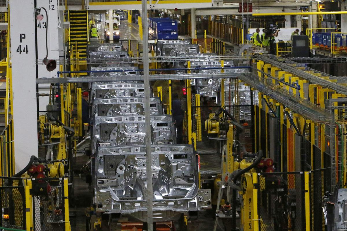 Ford aims to power all plants with local renewable energy by 2035, including the Chicago Assembly Plant and Chicago Stamping Plant.