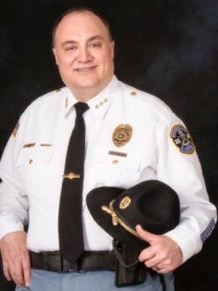 Schererville Police Chief David Dowling