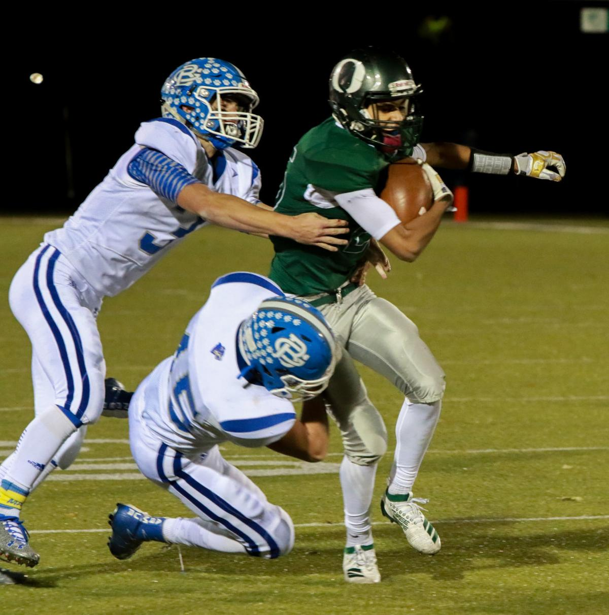 Football - Boone Grove at Whiting Sectional