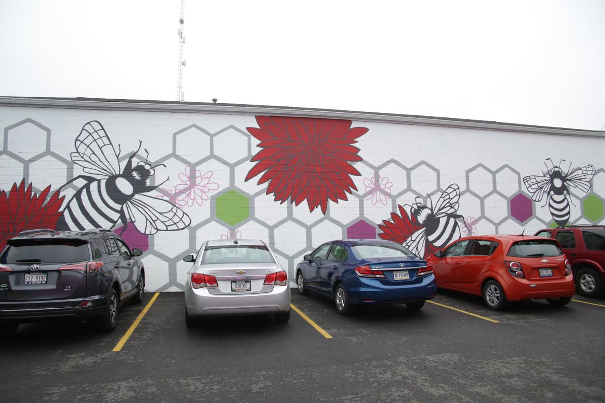 From downtown murals to private galleries, Highland shows its artistic bent