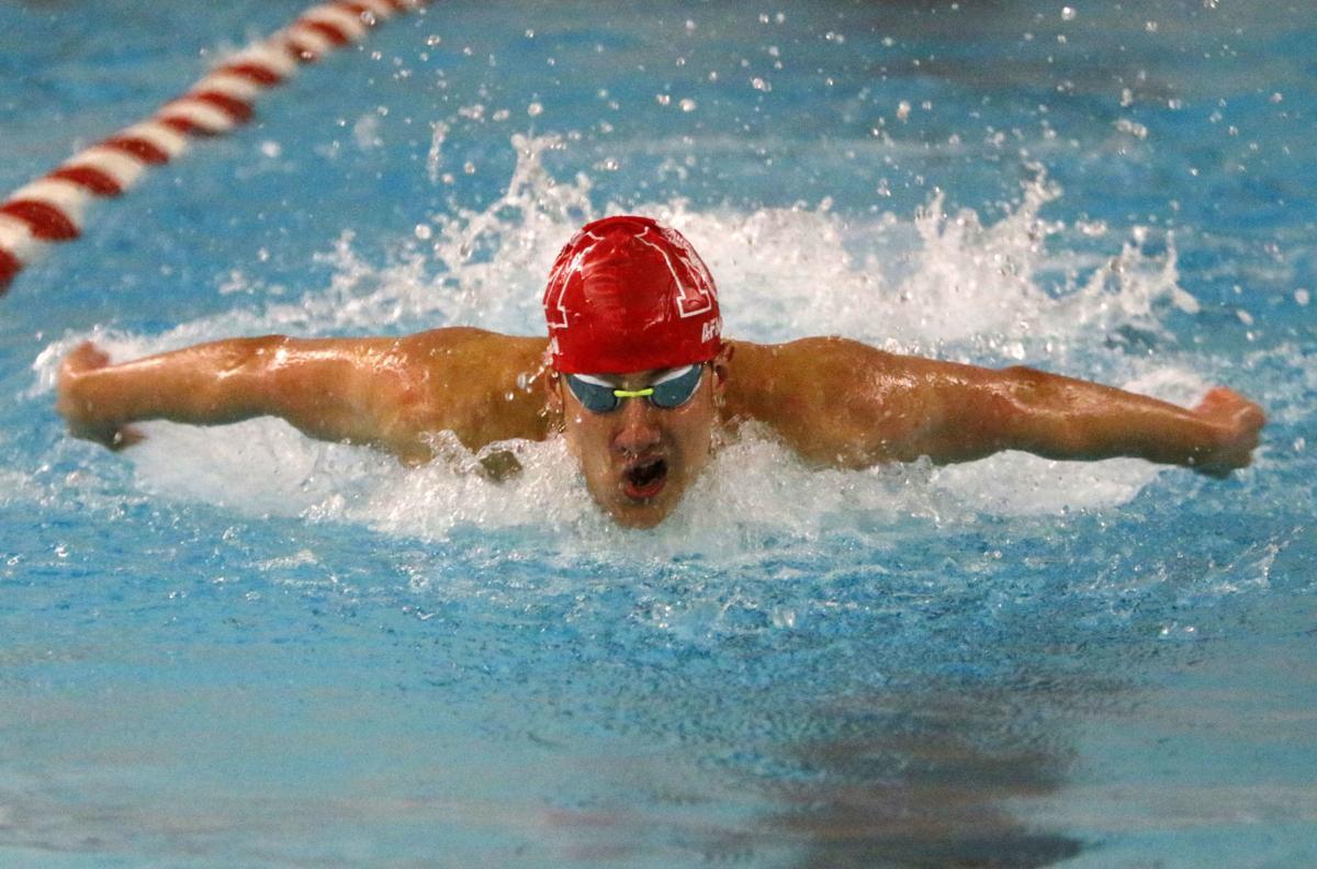 NCC swim meet