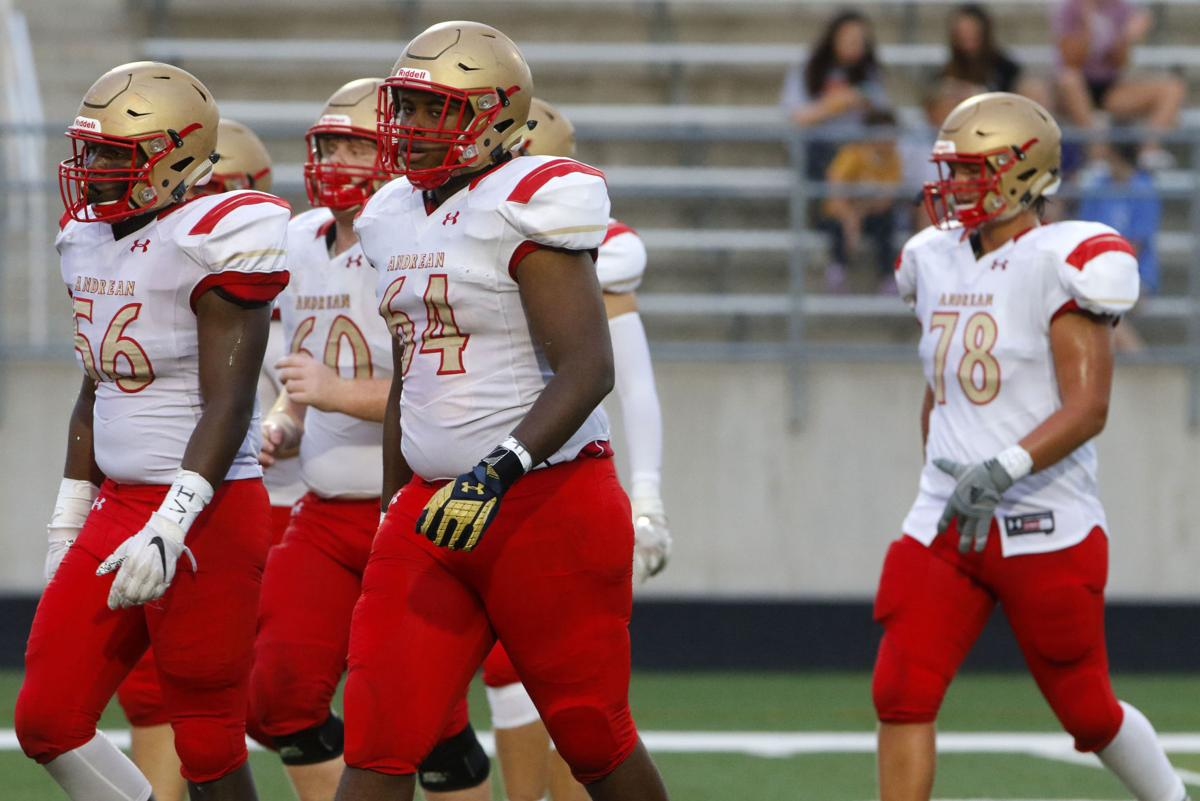Gallery: Andrean at Lake Central football scrimmage (IHSA)